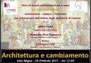 """Sabato alle 11 Massimo Pica Ciamarra al liceo Manzoni per """"le Conversazioni – Architettura, Cultura e Territorio"""