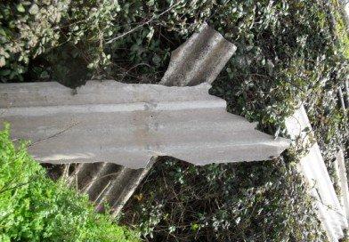 San Prisco. Amianto ed eternit nella  discarica presso cava ex Statuto. In citta' alto tasso di mortalita' per cancro