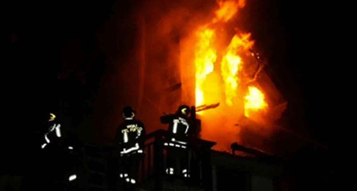 Capua. Rimane intossicato dalle fiamme dei detersivi - BelvedereNews