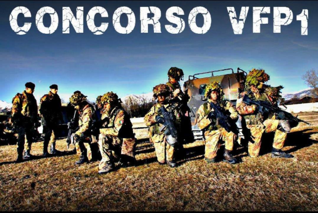 Concorsi Esercito Italiano: online i Bandi per la Selezione di ben 6.000 VFP1