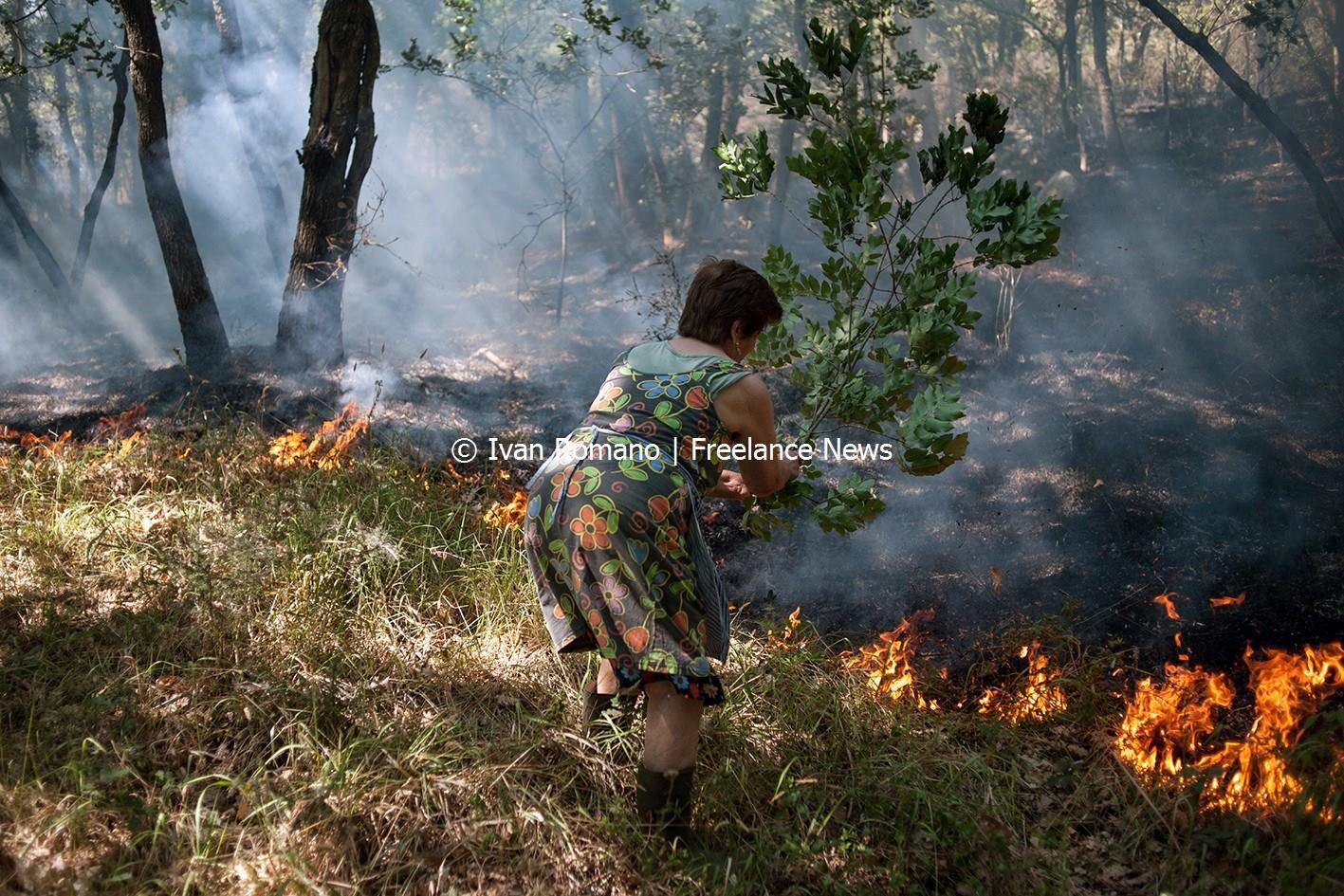 Scoppiati piu incendi a caserta e provincia situazione for Mobilifici caserta e provincia