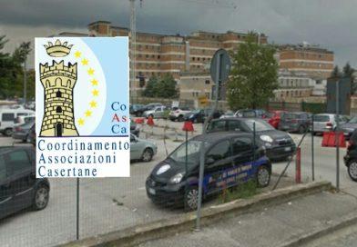 Parcheggio Ospedale di Caserta: il Coasca chiede una svolta al Comune