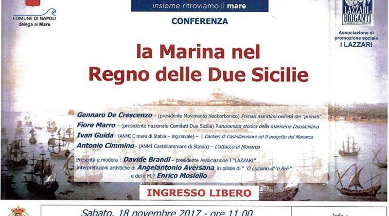 """Mannaggia a Marina""- Storia delle marineria napoletana."