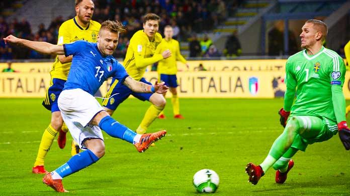 Caporetto del calcio italiano, Italia-Svezia 0-0: azzurri fuori dai mondiali 2018
