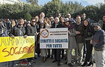 CASERTA. API – AVVOCATI PER LIMMIGRAZIONE – PRESENTA ESPOSTO ALLA ...