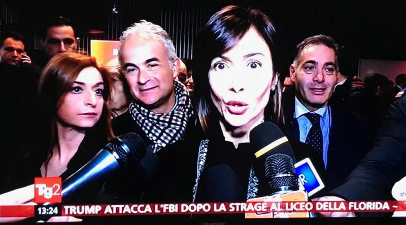 """FORZA ITALIA CASERTA – Una vera e propria """"falange armata"""" pronta a dare battaglia alle politiche del 4 marzo 2018. Pace fatta tra Zinzi e De Siano"""