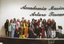 """SAN NICOLA LA STRADA. Da febbraio all'Accademia """"Toscanini"""" hanno preso il via i corsi di batteria con il M° Sergio Di Natale"""