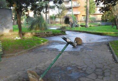 SAN PRISCO – Villette abbandonate ad un'inciviltà disarmante: c'è bisogno di una svolta
