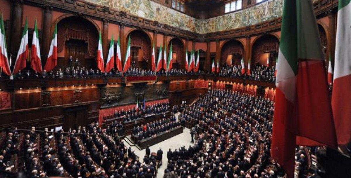 Roma oggi le sedute inaugurali della camera dei deputati for Camera del senato e dei deputati