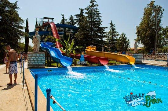 San marco evangelista cicala attiva convenzione con la piscina jolly park di dragoni per i - Piscina acquatica park ...