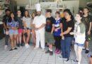 U.S. Navy a scuola nella pasticceria Conte