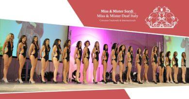 Mister&Miss sordi il prossimo 21 luglio a Palazzo Paternò