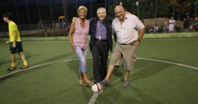 """LO SPECIALE. La finale del Memorial """"Riccardo Di Donato"""". L'intervista al Vescovo Piazza: """"Lo sport è fonte di vita e di amicizia"""""""