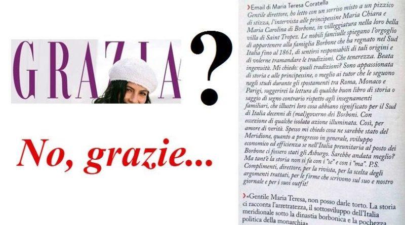 Gennaro De Crescenzo protesta e scrive al giornale Gente
