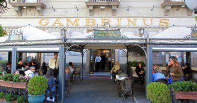 """A Napoli dequalificano il servizio di vigilanza non armata. Giuseppe Alviti(Agpg): """"Al rinomatissimo Caffè 'Gambrinus' di Napoli, guardie non armate… ai cessi."""""""