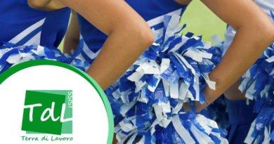 """Cheerleading: domani prima assoluta all'Istituto """"Terra di Lavoro""""."""