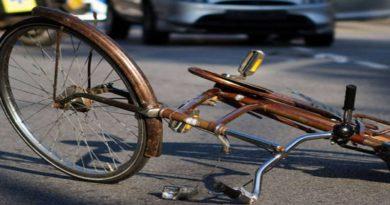 CASERTA-Investito noto meccanico casertano in bicicletta: sospettato trauma cranico