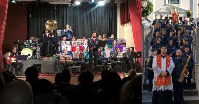 """CASERTA, TUORO - Questa sera il 6° concerto di Natale della Banda Musicale """"Città di Tuoro"""" - Belvedere News - di Alessandro Fedele"""