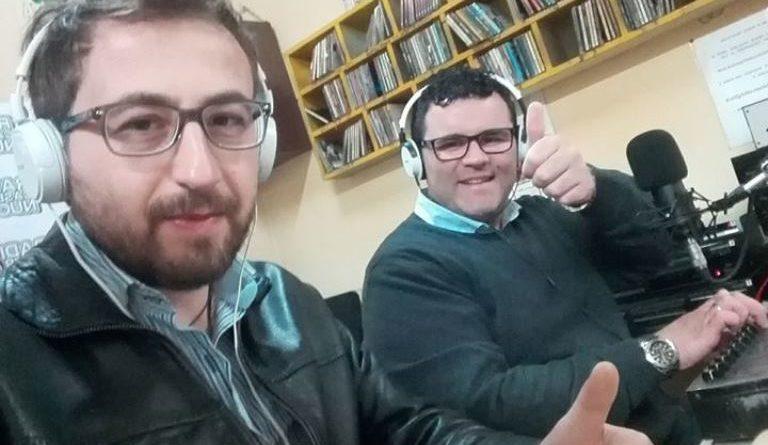 """SAN NICOLA LA STRADA. Riparte lo spettacolo radiofonico di Robielle """"FATE VOI"""" in onda il sabato dalle 17.00 alle 18.30 su Radio Caserta Nuova"""