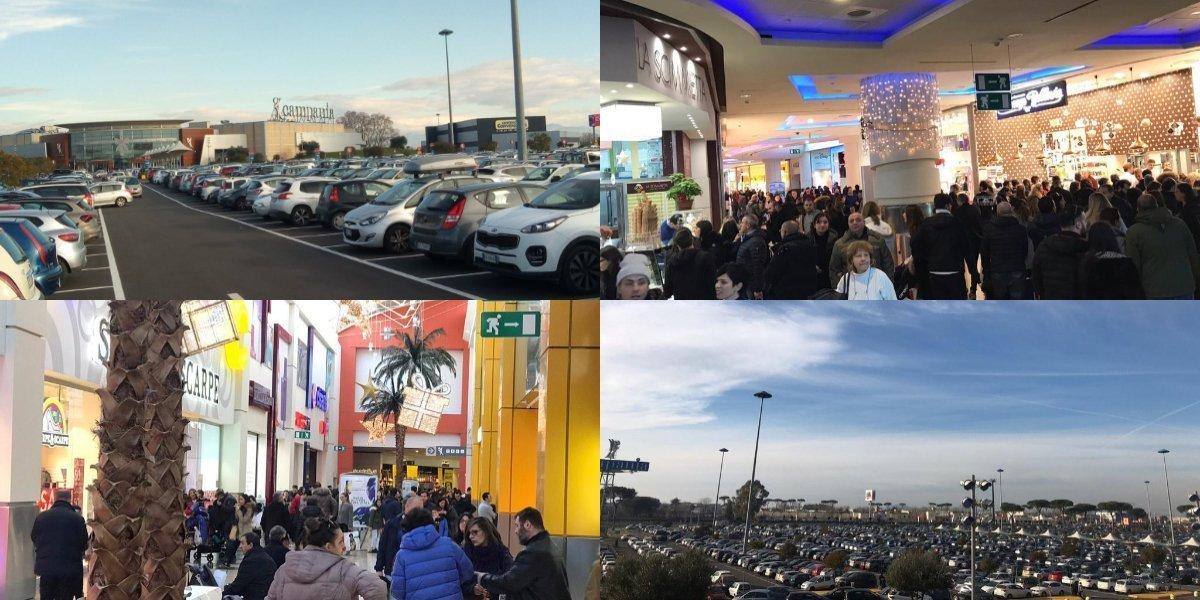 MARCIANISE. Migliaia di persone al Centro Campania per l\'inizio dei ...