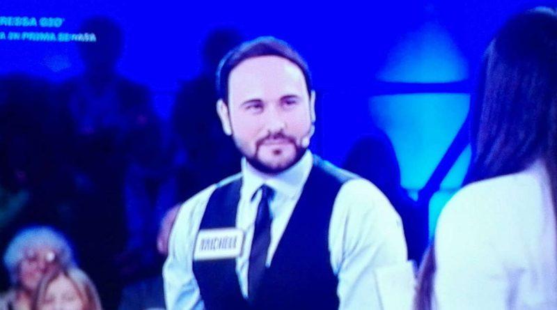 """Il coach casertano Michele Sagnella partecipa ad """"Avanti un altro"""" condotto da Paolo Bonolis"""