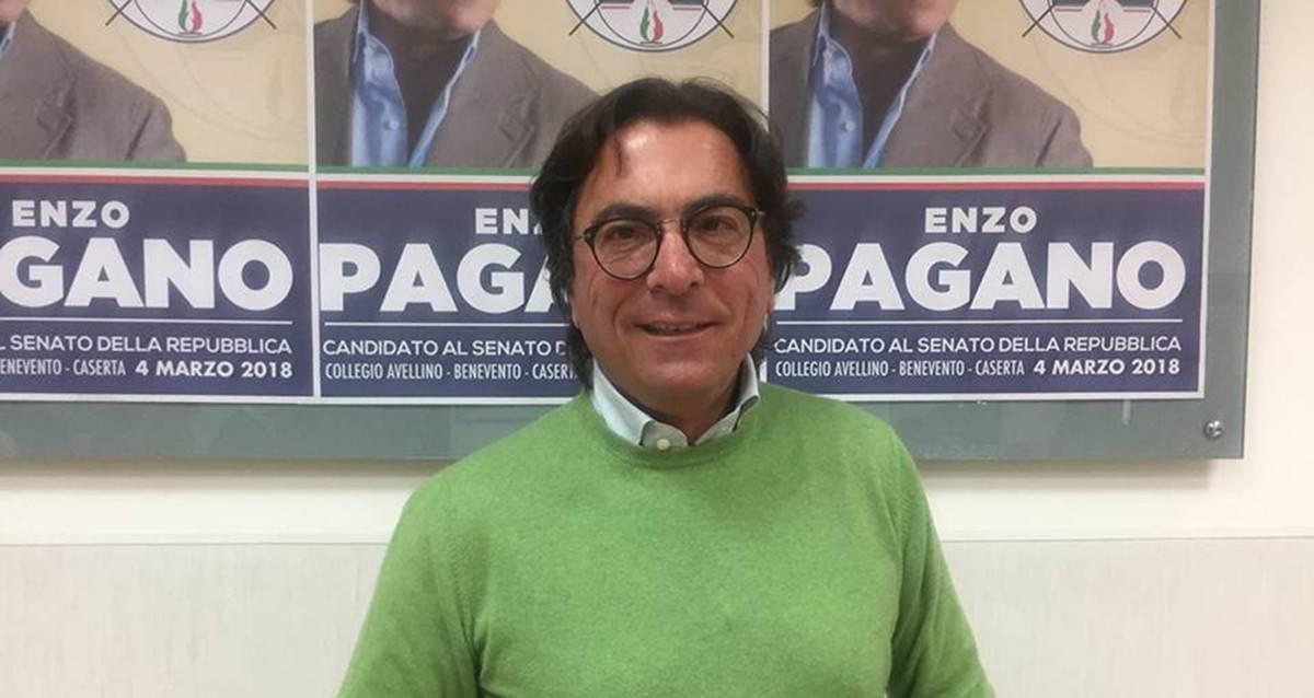 Enzo Pagano (FDI): Castel Volturno abbandonata e usata solo per propaganda da Stato e politica. Con il Global Compact l'Italia ne esce soccombente