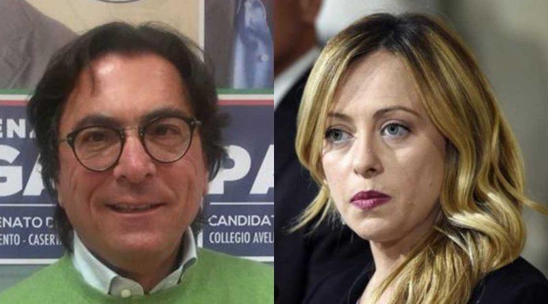 Enzo Pagano F.D.I., punta il dito su Castel Volturno e come Giorgia Meloni chiede a Salvini l' intervento dell' esercito