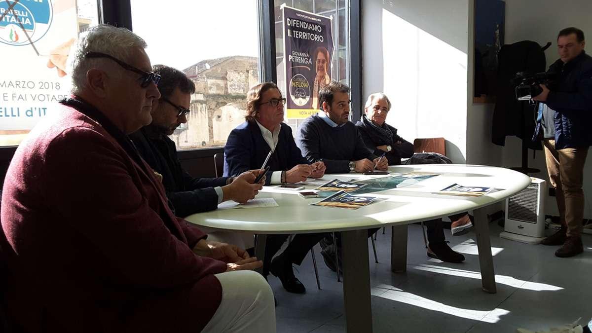 Fratelli d'Italia. Enzo Pagano ufficializza la sua candidatura alle Europee 2019