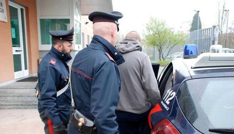 BAIA AZZURRA. I Carabinieri arrestano francese senza fissa dimora