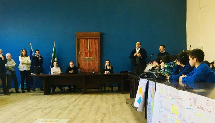 S. Maria CV. Educazione alla Legalità, in aula consiliare il quarto incontro del progetto promosso dall'amministrazione Mirra