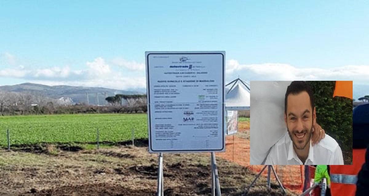 Maddaloni, sospesi i lavori per il nuovo svincolo dell'autostrada A30 Caserta-Salerno