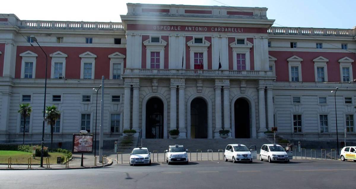 Napoli, Cardarelli attiva unità crisi per afflusso straordinario