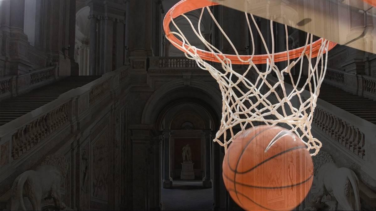Il Grande Basket alla Reggia