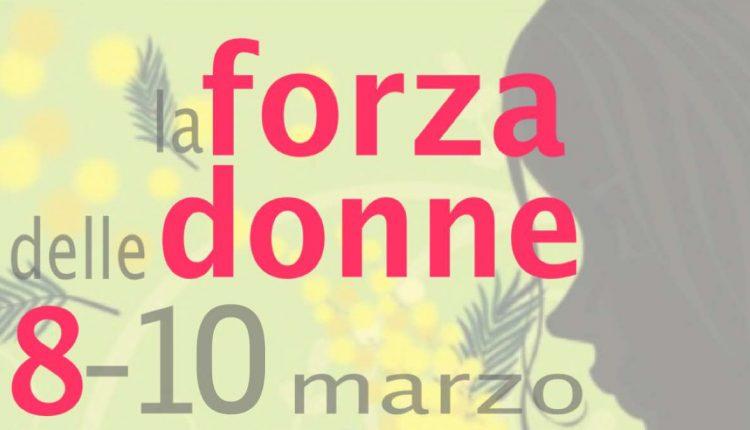 La Forza delle Donne: Città di Santa Maria CV in prima linea per l'8 marzo