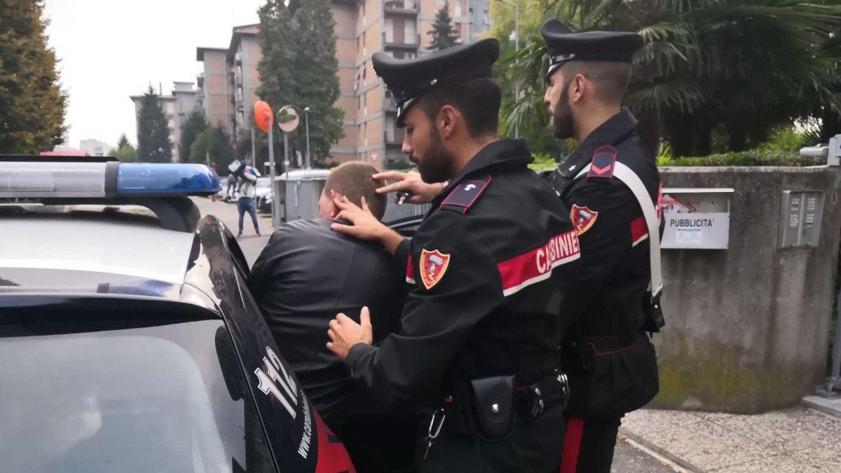 S. Maria CV. Rapina e lesioni a persona anziana. Arrestato dai Carabinieri, Walter Nocera