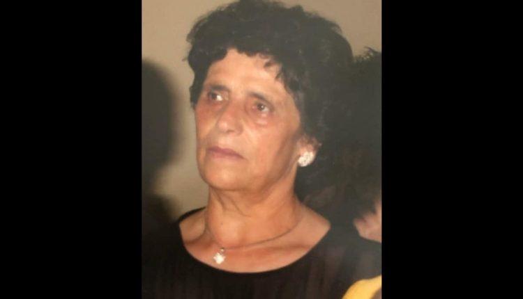 Scomparsa da stamattina , Giuseppina Letizia 77enne di San Nicola La Strada. All'interno il numero da contattare