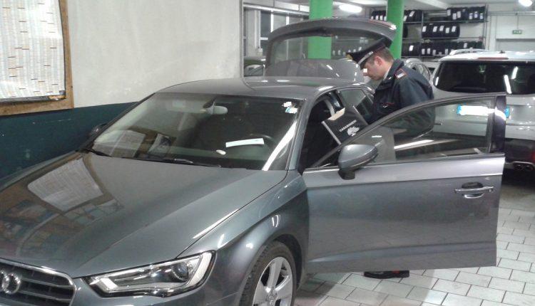 Furto di Audi A6 Rapinatori albanesi individuati dal radiolocalizzazione GPS - Alessandro Fedele