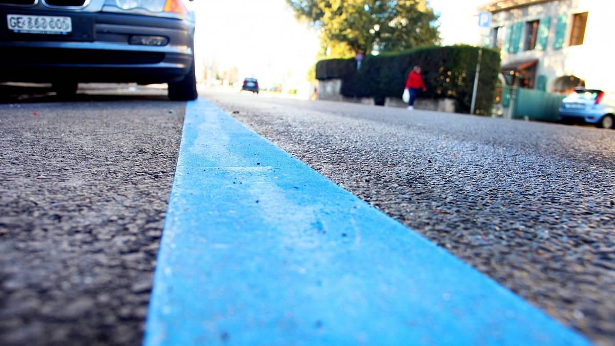 S. Maria CV. 122 stalli blu in meno rispetto al capitolato, operazione decoro in piazza Matteotti e al Tribunale penale