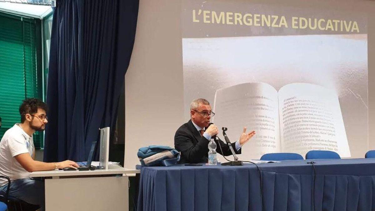 I valori della Costituzione, la Legalità e la Bandiera Italiana