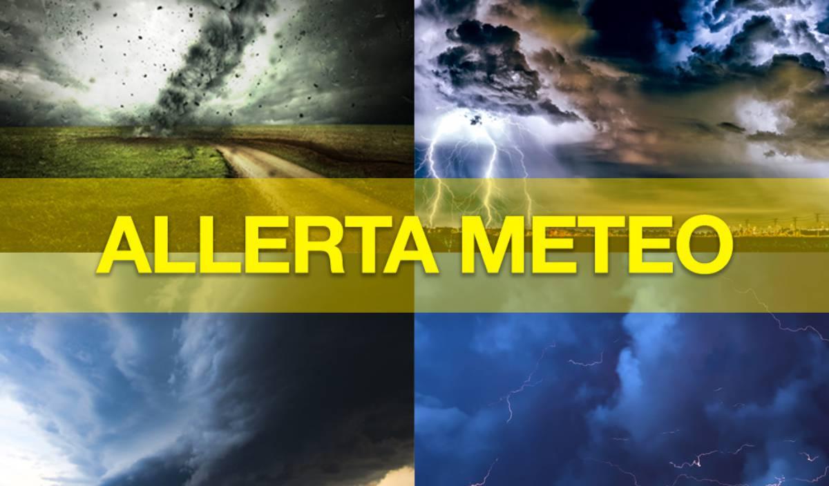 ALLERTA METEO   Protezione Civile, domani dalle 8 alle 20 temporali sparsi