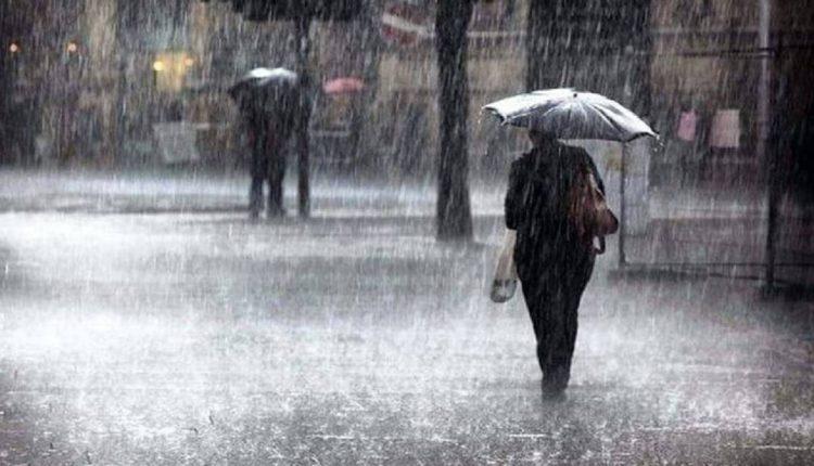 ALLERTA METEO IN CAMPANIA   Domani giornata di temporali su Caserta e provincia