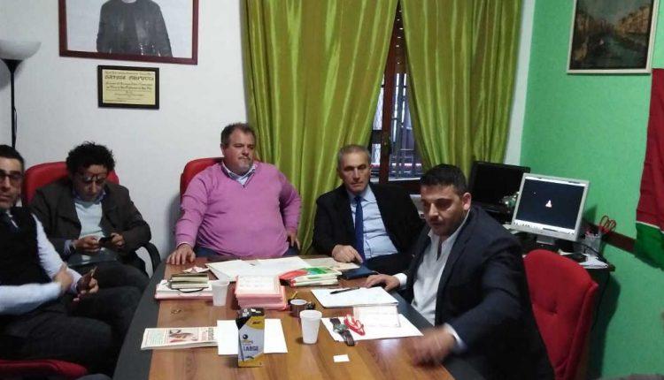 EUROPEE | RIUNIONE DEI SOCIALISTI A CASERTA PER SUPPORTARE SIMONA RUSSO