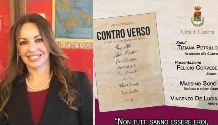 Caserta. Al Chiostro di Sant'Agostino la presentazione dell'ultimo libro di Vincenzo De Lucia