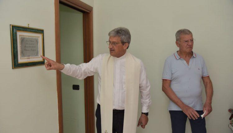 CASERTA. Aperta la Casa Solidale per accogliere i familiari di persone ricoverate presso l'Ospedale