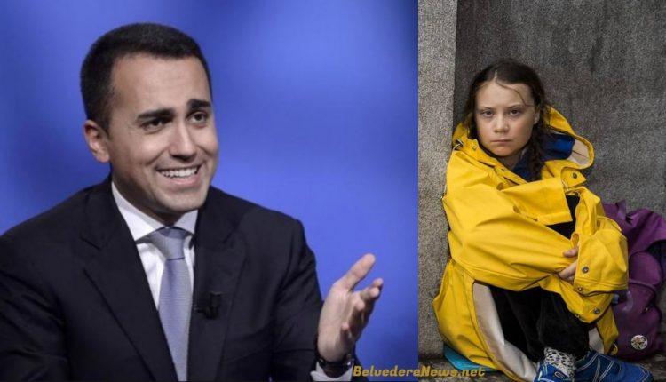 """Di Maio: """"Sono finti amici di Greta Thunberg"""" - di Alessandro Fedele"""