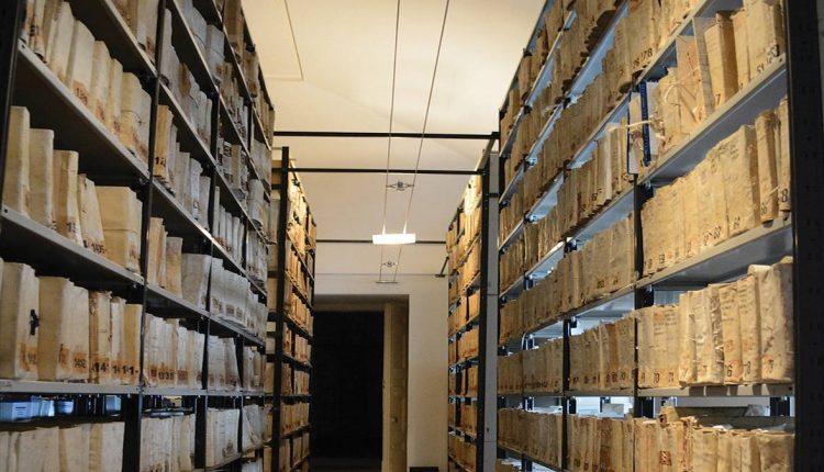 La svolta dell'Archivio provinciale di Caserta, dopo anni di abbandono completato il riordino
