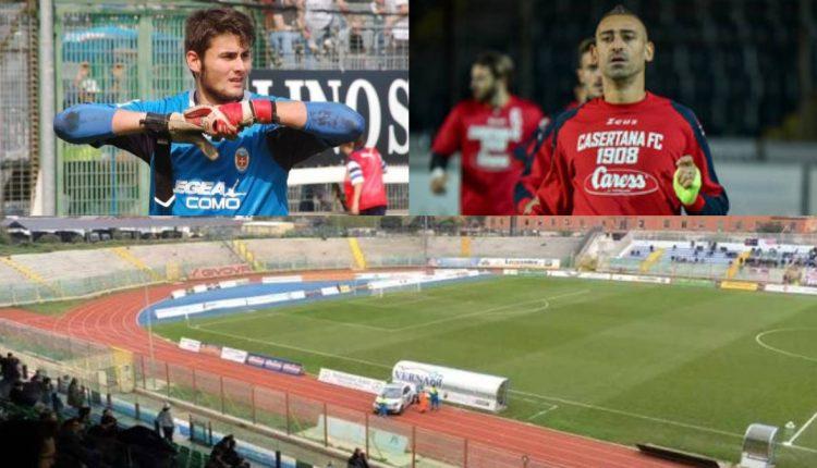 CASERTANA FC. Tra calciomercato e problemi legati allo Stadio, ore calde per la società del patron D'Agostino
