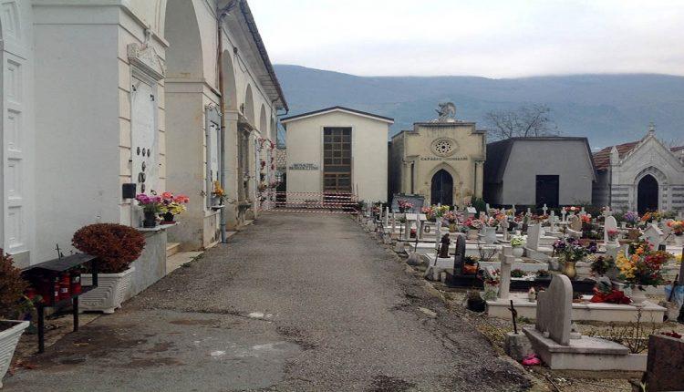 Strane vendite di loculi e spazi cimiteriali a Piedimonte Matese - di Alessandro Fedele