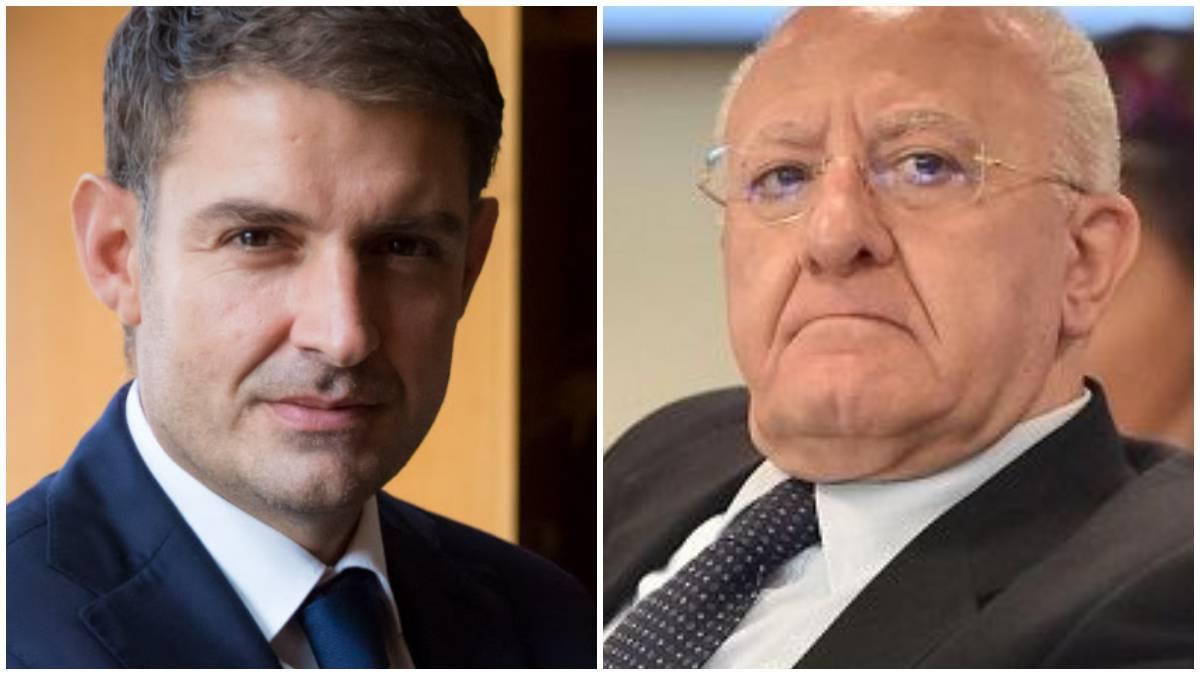 Magliocca risponde a De Luca: «Io continuo a difendere il comparto bufalino»