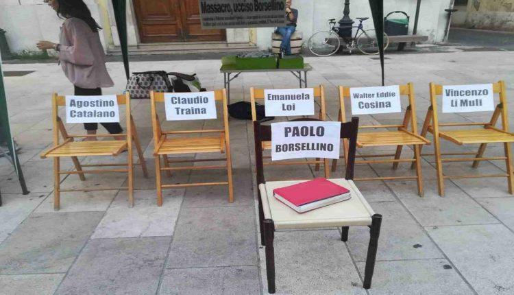 CASERTA. Bellissima serata nel ricordo del magistrato Paolo Borsellino